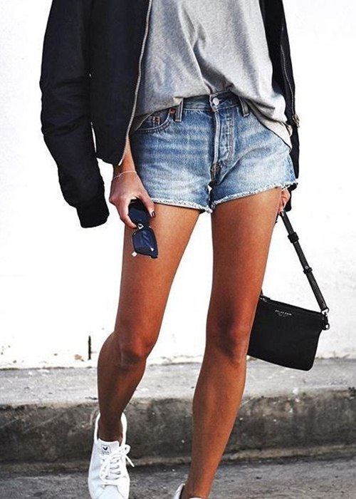 3 kiểu quần short mọi cô nàng cần có hè này - 2