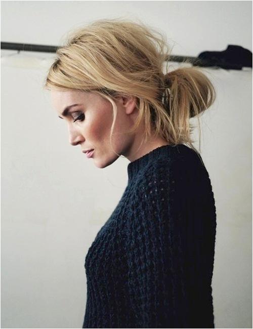 4 kiểu búi tóc sành điệu chỉ dành riêng cho nàng tóc ngắn - 2