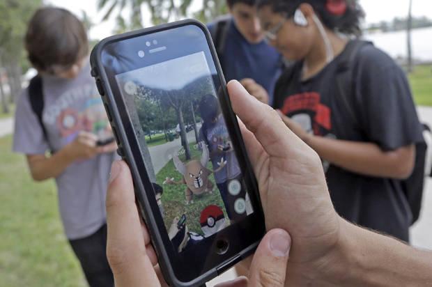 Pokémon Go có thể bóp méo nhận thức của người chơi - 4