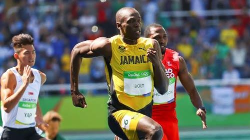 Tin nóng Olympic ngày 8: Bolt dễ dàng vào bán kết 100m - 1