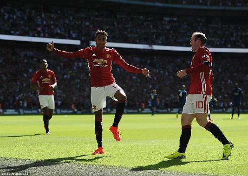 """Fan MU """"tuyên chiến"""", fan Arsenal dè dặt ngôi vô địch - 2"""