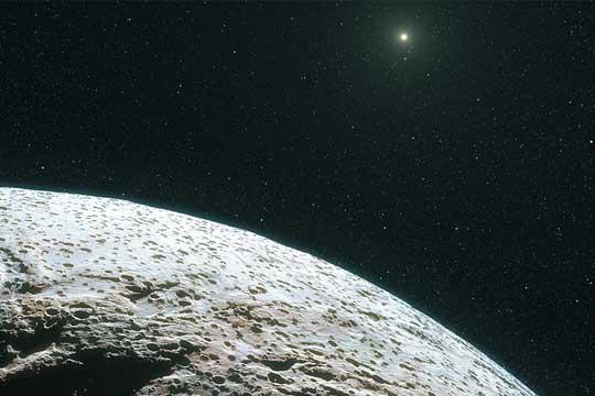 Phát hiện vật thể bất thường gần sao Hải Vương - 1