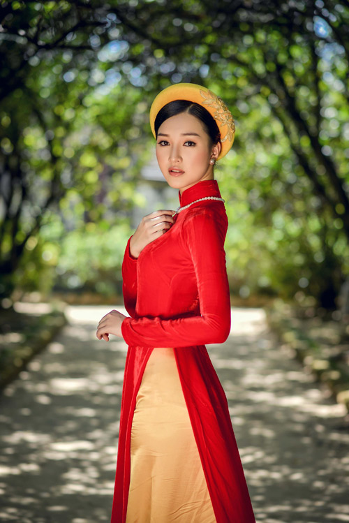 """HOT: """"Nàng thơ xứ Huế"""" bất ngờ xin rút khỏi Hoa hậu VN - 7"""