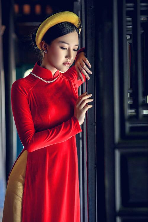 """HOT: """"Nàng thơ xứ Huế"""" bất ngờ xin rút khỏi Hoa hậu VN - 6"""