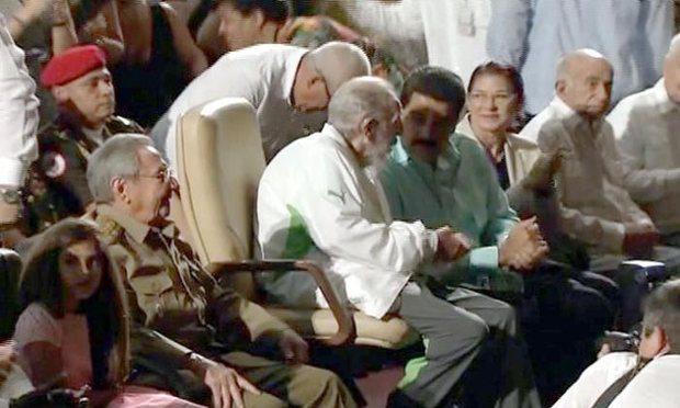 Sinh nhật 90 tuổi, Fidel Castro chỉ trích Barack Obama - 2