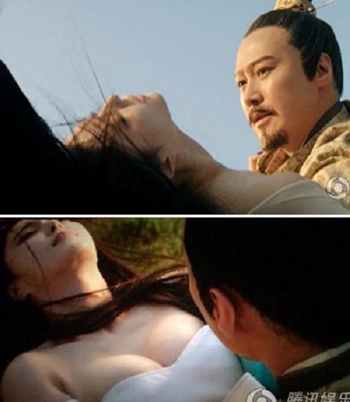 So độ nóng trên phim của Lưu Diệc Phi và Phạm Băng Băng - 8