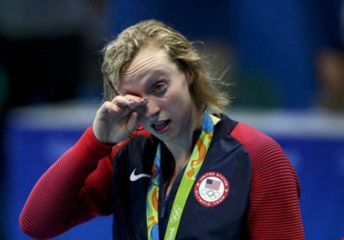 Bơi lội Mỹ tạo nên nhiều kỷ lục tại Olympic - 1