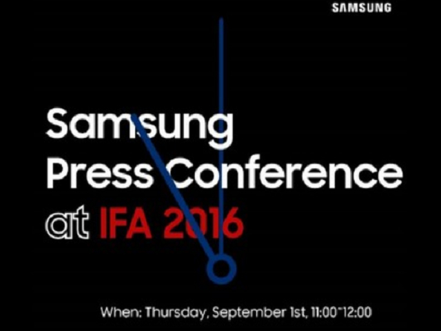 Samsung sẽ trình làng Gear S3, Gear S3 Classic tại IFA 2016 - 1