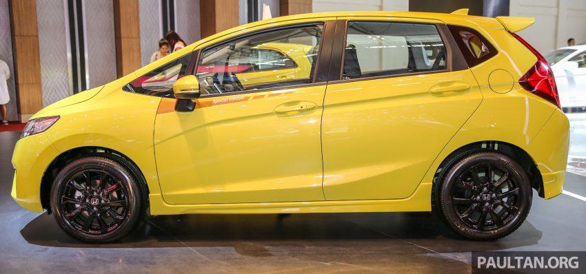 Ngắm Honda Jazz RS CVT phiên bản đặc biệt trình làng - 5