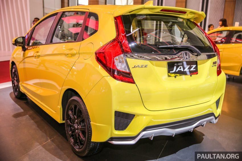 Ngắm Honda Jazz RS CVT phiên bản đặc biệt trình làng - 4