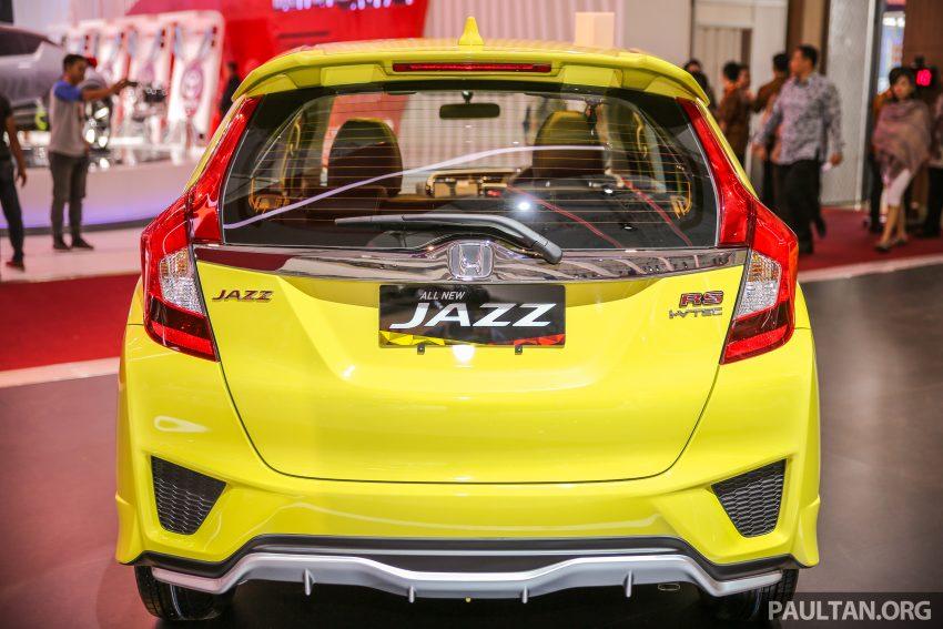Ngắm Honda Jazz RS CVT phiên bản đặc biệt trình làng - 3