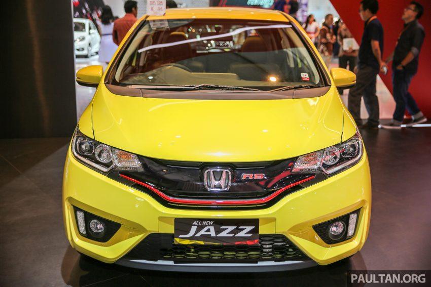 Ngắm Honda Jazz RS CVT phiên bản đặc biệt trình làng - 1