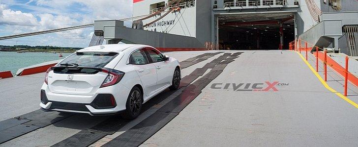 """Honda Civic X """"lộ diện"""" trước giờ tới Mỹ - 2"""