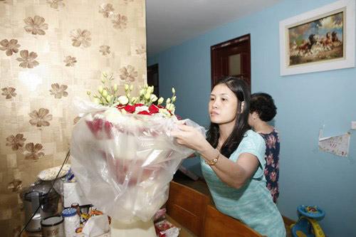 Gia đình Hoàng Xuân Vinh rộn ràng chờ 'người hùng' Olympic - 6