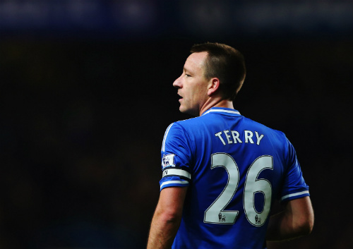 John Terry: Người thủ lĩnh trung kiên của Chelsea - 1