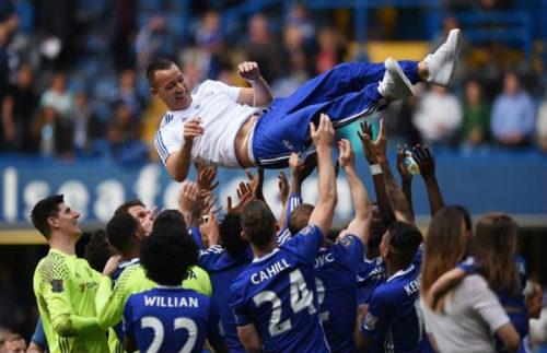 John Terry: Người thủ lĩnh trung kiên của Chelsea - 2