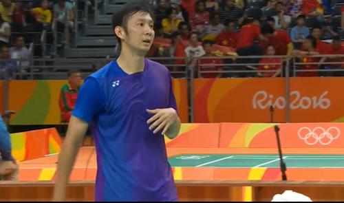 Đoàn Việt Nam ở Olympic ngày 9: Tiến Minh thua nhanh Lin Dan - 3