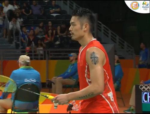 Đoàn Việt Nam ở Olympic ngày 9: Tiến Minh thua nhanh Lin Dan - 2