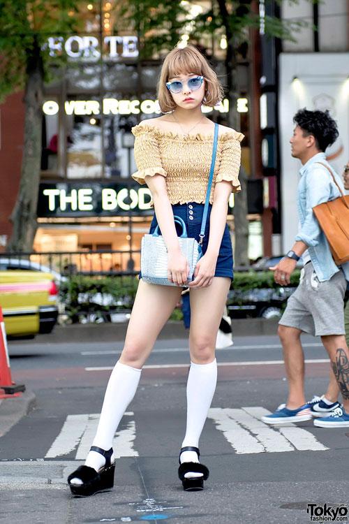 3 món đồ bạn nên mặc ngay ra đường trước khi hết hè - 3