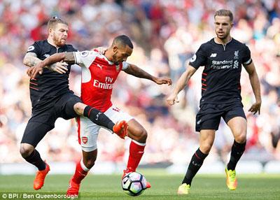 Chi tiết Arsenal - Liverpool: Kịch tính đến phút cuối (KT) - 3