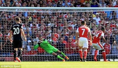Chi tiết Arsenal - Liverpool: Kịch tính đến phút cuối (KT) - 4