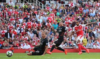 Chi tiết Arsenal - Liverpool: Kịch tính đến phút cuối (KT) - 5