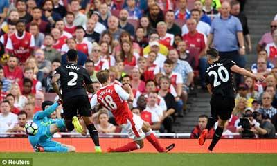 Chi tiết Arsenal - Liverpool: Kịch tính đến phút cuối (KT) - 7