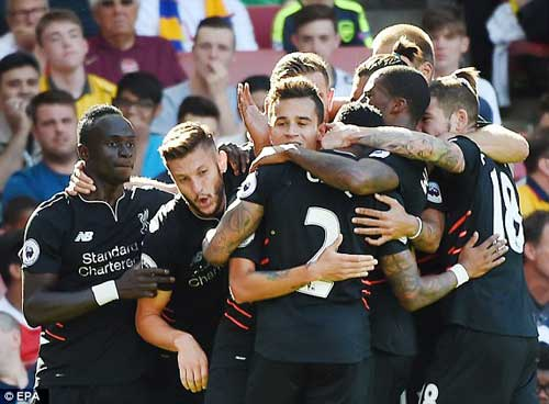 Arsenal – Liverpool: 7 bàn & đầy ắp siêu phẩm - 1