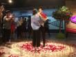 Xôn xao màn cầu hôn tại rạp chiếu phim của 9x Hà thành