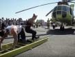 Video: Cô gái Nga kéo trực thăng nặng 8,6 tấn