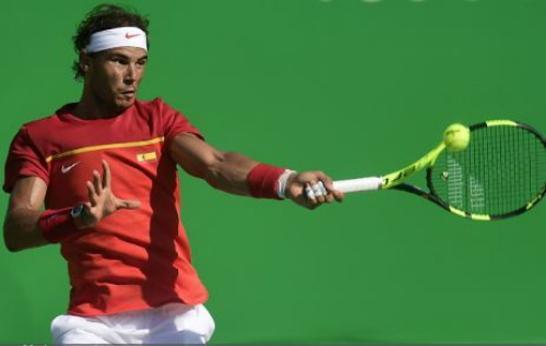 Nadal - Nishikori: Sức nhàn chống địch mỏi (Tranh HCĐ Olympic) - 1