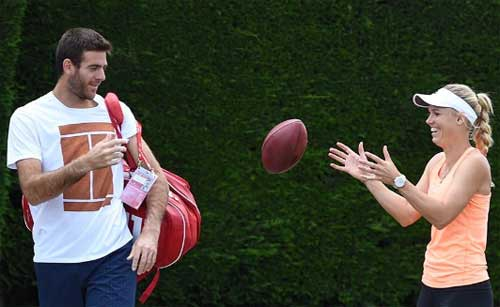 Tin thể thao HOT 15/8: Wozniacki phủ nhận hẹn hò Del Potro - 1