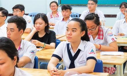 TPHCM sẽ tự công nhận tốt nghiệp ra sao? - 1