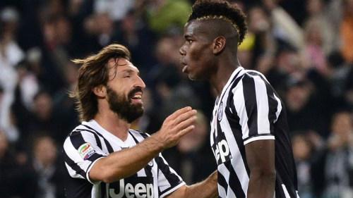 Vụ Pogba khiến MU thành trò cười trước Juventus - 1