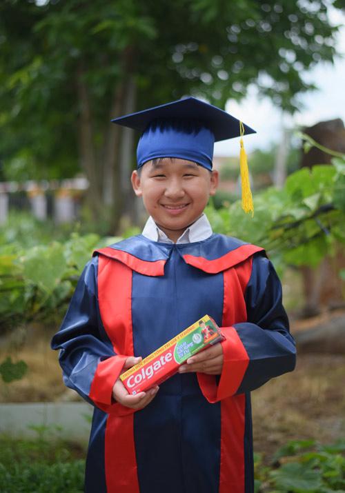 Hành trình quỹ học bổng Colgate: Vì các em xứng đáng - 3