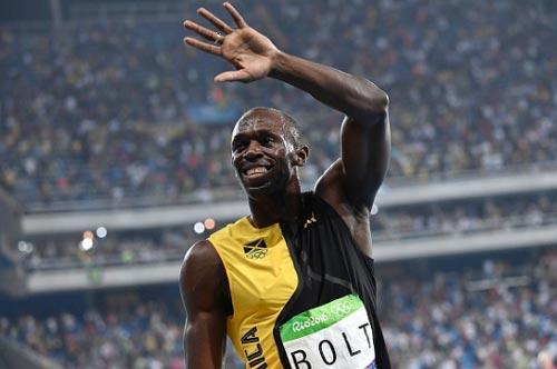 """Chấp đối thủ """"nửa đường"""", Bolt vẫn đoạt HCV Olympic 100m - 6"""