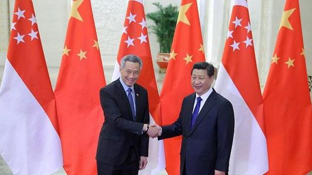 Quan hệ TQ-Singapore xấu đi vì Biển Đông dậy sóng - 2