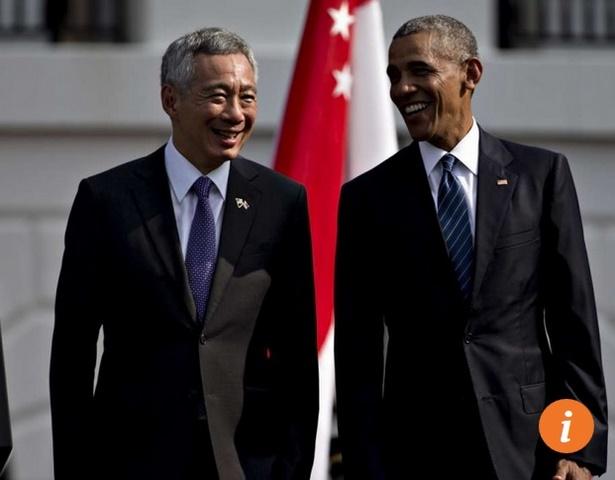 Quan hệ TQ-Singapore xấu đi vì Biển Đông dậy sóng - 1