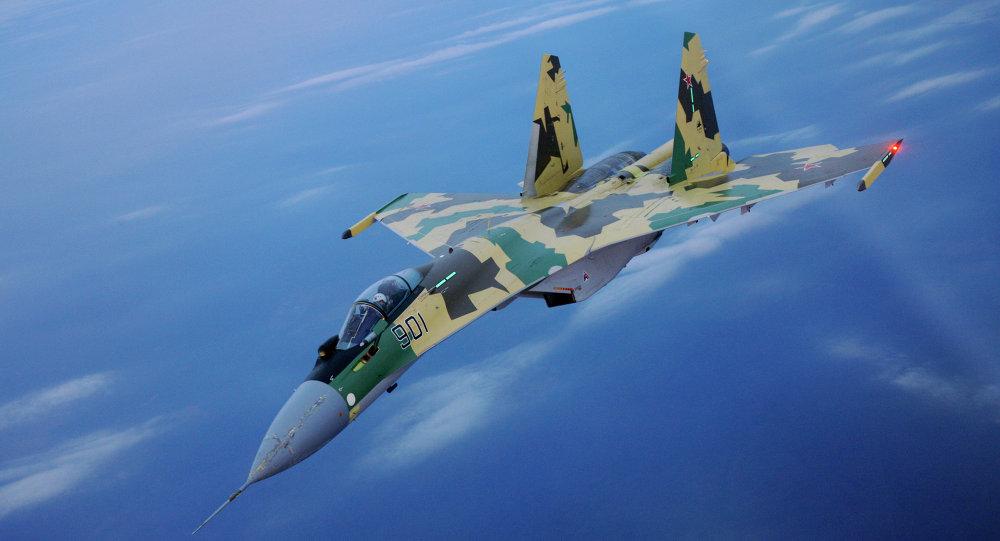 Quân đội Nga nhận hàng loạt chiến đấu cơ hiện đại - 1