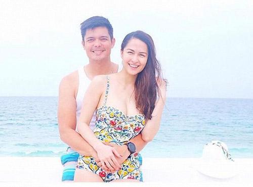 """Khoảnh khắc hạnh phúc nhà """"Mỹ nhân đẹp nhất Philippines"""" - 4"""
