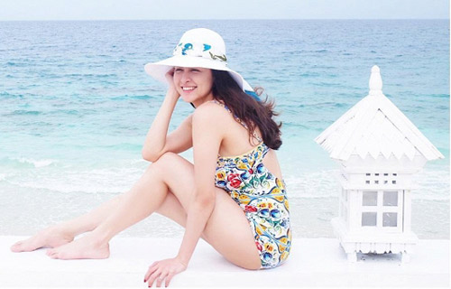 """Khoảnh khắc hạnh phúc nhà """"Mỹ nhân đẹp nhất Philippines"""" - 3"""