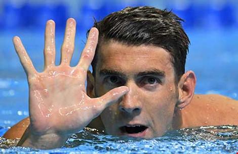 'Không thể có Michael Phelps thứ hai' - 1