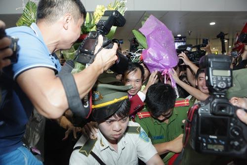 Hoàng Xuân Vinh: Khó nói hết tâm trạng trước phát súng giành HCV - 5