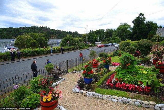 Biến vườn nhà thành điểm du lịch nổi tiếng ở Scotland - 3