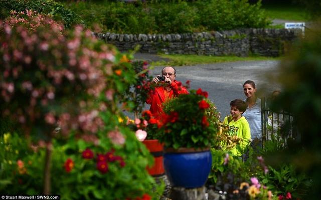 Biến vườn nhà thành điểm du lịch nổi tiếng ở Scotland - 4
