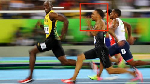 Vô địch 100m, Bolt vẫn buồn vì không phá được kỷ lục - 2