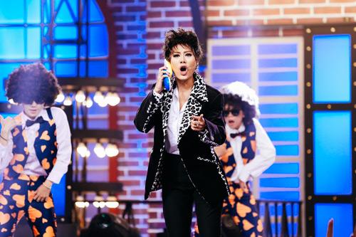Hương Giang Idol xin lỗi Lệ Quyên vì hát nhép quá đà - 2