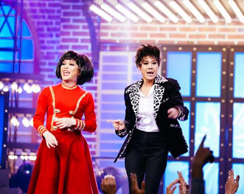 Hương Giang Idol xin lỗi Lệ Quyên vì hát nhép quá đà - 3