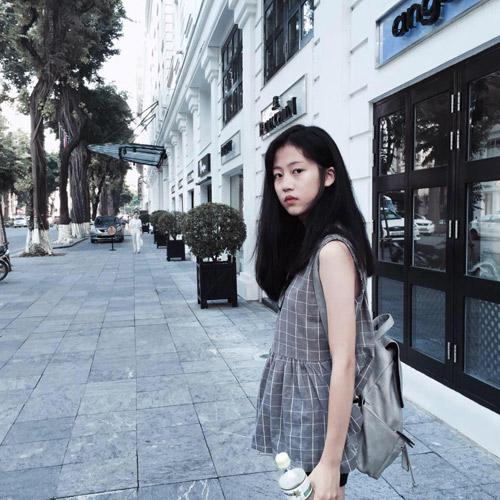 """""""Cô bé Hội An"""" bỗng nổi tiếng sau MV của Bích Phương - 6"""