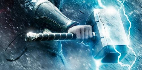 Video phim: Cảnh chiến đấu mãn nhãn của thần sấm Thor - 2